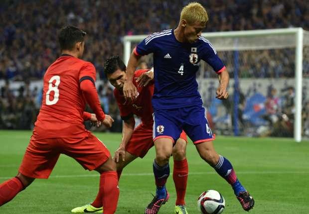 football singapore japan